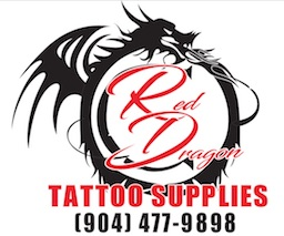 Red Dragon Tattoo Supplies